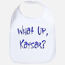 What Up Kaysar? Bib