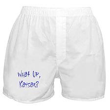 What Up Kaysar? Boxer Shorts