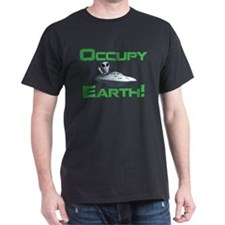 Occupy Earth! T-Shirt