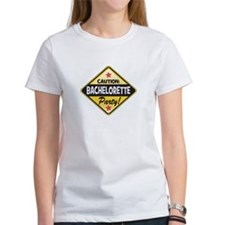 caution sign.png Tee