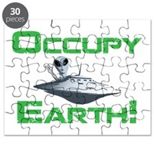 Occupy Earth! Puzzle