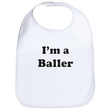 Im a Baller Bib