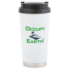 Occupy Earth! Travel Mug