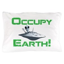 Occupy Earth! Pillow Case