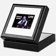 Darren Block Live Keepsake Box