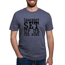 Bigger Title T-Shirt