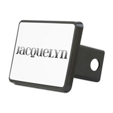 Jacquelyn Carved Metal Hitch Cover