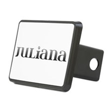 Juliana Carved Metal Hitch Cover