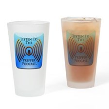 PPRN Official Logo Drinking Glass