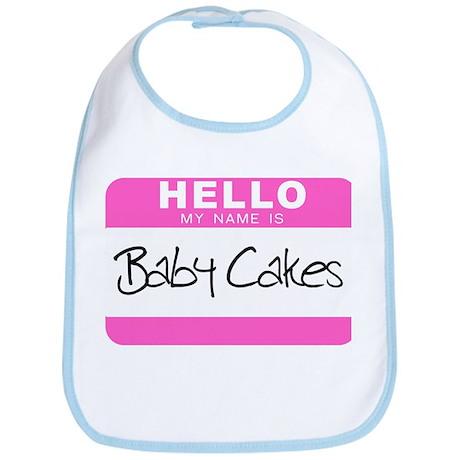 BABY CAKES Bib