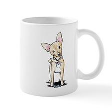 Heart Wings Chihuahua Mug