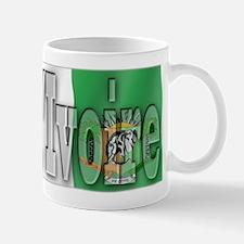 Silky Flag of Cote d'Ivoire Mug