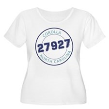 Corolla Zip Code T-Shirt