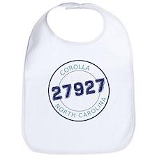 Corolla Zip Code Bib