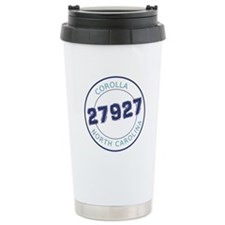 Corolla Zip Code Travel Coffee Mug