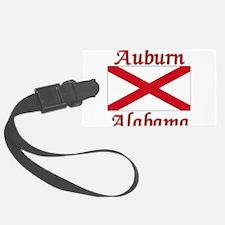 Auburn Alabama Luggage Tag