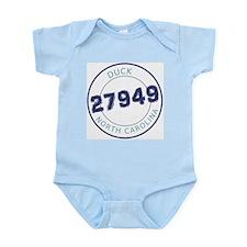 Duck Zip Code Infant Bodysuit