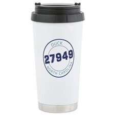 Duck Zip Code Travel Mug