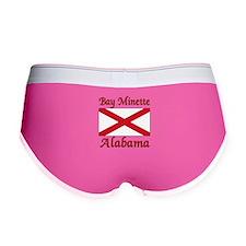 Bay Minette Alabama Women's Boy Brief
