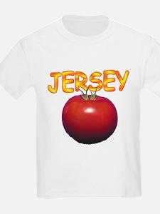 Jersey Tomatoe Kids T-Shirt