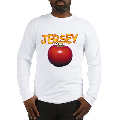 Jersey Tomatoe Long Sleeve T-Shirt