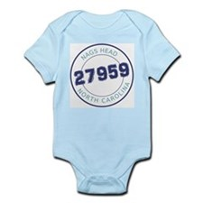 Nags Head Zip Code Infant Bodysuit