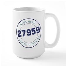 Nags Head Zip Code Mug