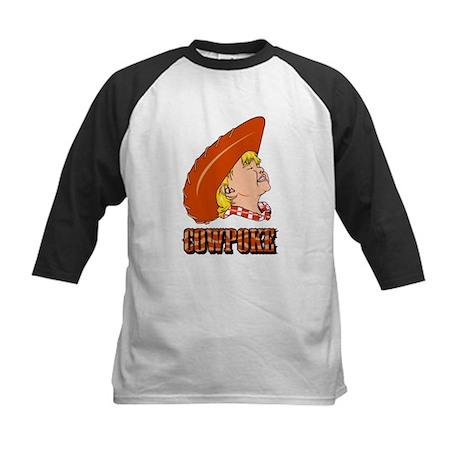 Cowpoke Kids Kids Baseball Jersey