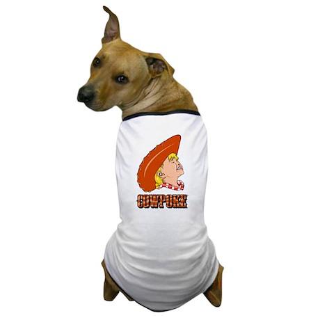 Cowpoke Kids Dog T-Shirt