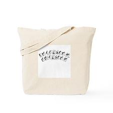 Halfrican American 2 Tote Bag