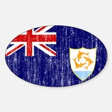 Anguilla Flag Decal