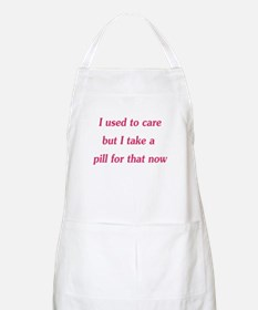 I used to care Apron