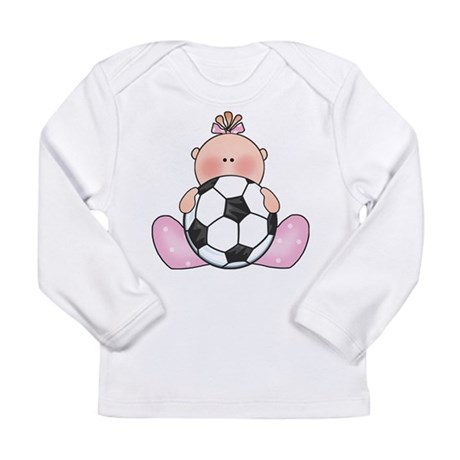sb_soccer_G-sm Long Sleeve T-Shirt