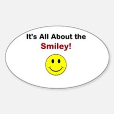 Its all about the Smiley! Decal