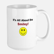 Its all about the Smiley! Ceramic Mugs