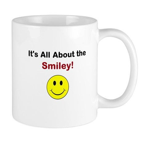 Its all about the Smiley! Mug