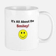 Its all about the Smiley! Small Mugs