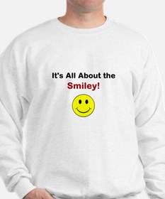 Its all about the Smiley! Sweatshirt