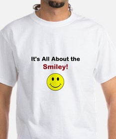 Its all about the Smiley! Shirt