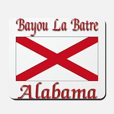Bayou La Batre Alabama Mousepad