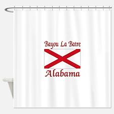 Bayou La Batre Alabama Shower Curtain