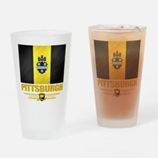 Pittsurgh (Flag 10).png Drinking Glass