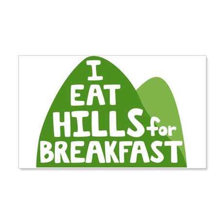 Hills 20x12 Wall Decal