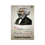 Frederick douglass Magnets
