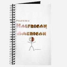 Halfrican American 1 Journal