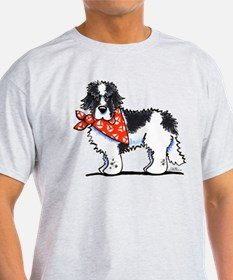 Landseer Newfie Sailor T-Shirt