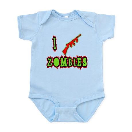 Zombie Killer Infant Bodysuit