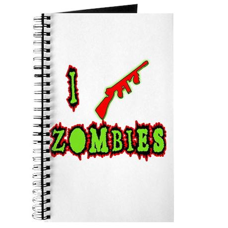 Zombie Killer Journal