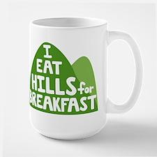Hills Large Mug