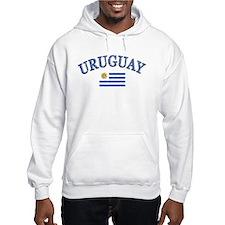 Uruguay Soccer designs Hoodie